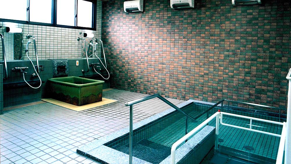 北之庄らくらく苑 浴槽