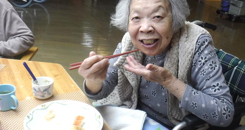 らくらく苑 特別養護老人ホーム お食事